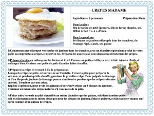 DESPERATELILY.FR 21 CREPES MADAME